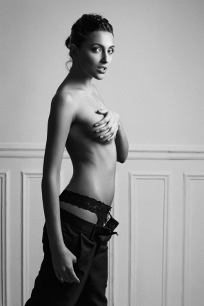 Erika by Benoit Billard