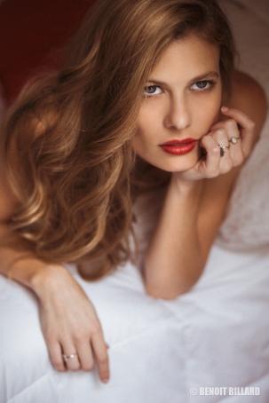 Justyna by Benoit Billard