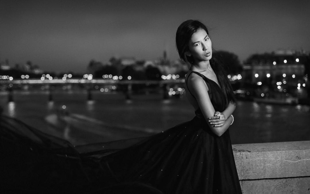 Mei Zhan By Benoit Billard